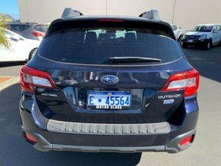 2015 Subaru Outback B6A MY15 2.0D CVT AWD Blue 7 Speed Constant Variable Wagon.
