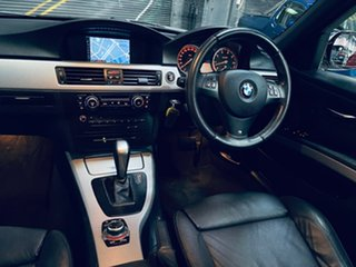 2010 BMW 3 Series E90 MY10 320i Steptronic Executive White 6 Speed Sports Automatic Sedan.