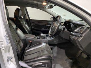 2015 Holden Commodore VF II MY16 SV6 Heron White 6 Speed Sports Automatic Sedan.