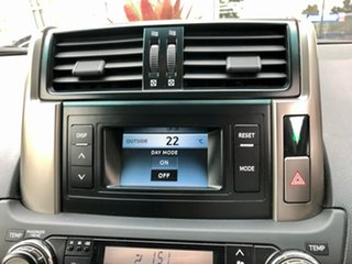 2013 Toyota Landcruiser Prado KDJ150R GXL Blue 5 Speed Sports Automatic Wagon