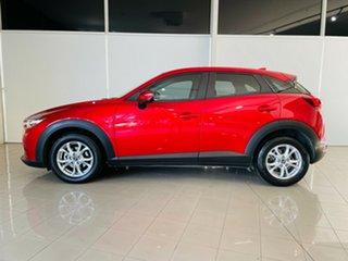 2015 Mazda CX-3 DK2WSA Maxx SKYACTIV-Drive Red 6 Speed Sports Automatic Wagon