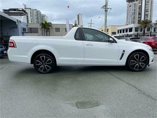 2013 Holden Ute VF White 6 Speed Automatic Utility.