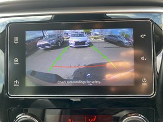 2021 Mitsubishi Triton MR MY21 GSR Double Cab X2m 6 Speed Sports Automatic Utility