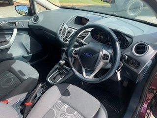 2010 Ford Fiesta WT LX Purple 6 Speed Automatic Hatchback