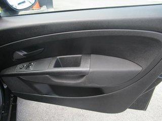 2015 Fiat Punto MY13 Pop Dualogic Black 5 Speed Sports Automatic Single Clutch Hatchback