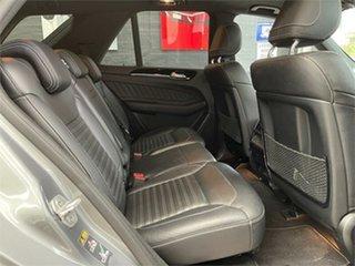 2015 Mercedes-Benz GLE-Class W166 GLE350 d Selenite Grey Sports Automatic Wagon