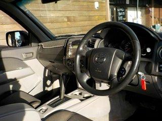 2009 Mazda BT-50 UNY0E4 DX Blue 5 Speed Automatic Utility