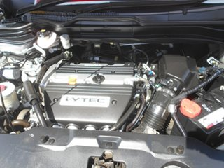 2010 Honda CR-V RE MY2010 4WD Silver 6 Speed Manual Wagon