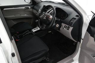2012 Mitsubishi Challenger PB (KG) MY12 White 5 Speed Sports Automatic Wagon