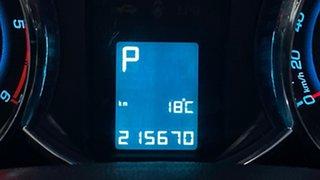 2010 Holden Cruze JG CDX Black 6 Speed Automatic Sedan