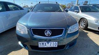 2011 Holden Commodore VE II MY12 Omega Sportwagon Blue 6 Speed Sports Automatic Wagon.