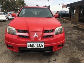 2006 Mitsubishi Outlander ZF MY07 VR-X 4 Speed Sports Automatic Wagon