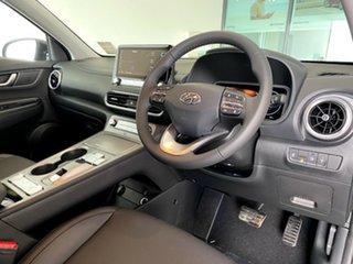 2021 Hyundai Kona Os.v4 MY21 electric Elite Dark Knight 1 Speed Reduction Gear Wagon