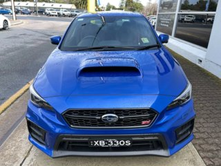 2021 Subaru WRX V1 MY21 STI AWD Premium WR Blue 6 Speed Manual Sedan.