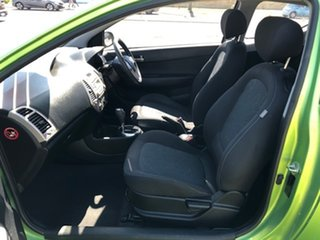 2010 Hyundai i20 PB Active Green 4 Speed Automatic Hatchback