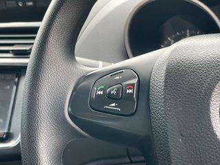 2018 Mazda BT-50 UR0YG1 XT Black 6 Speed Sports Automatic Utility