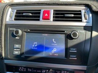 2015 Subaru Outback B6A MY15 2.0D CVT AWD Blue 7 Speed Constant Variable Wagon