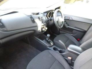 2010 Kia Cerato TD S Silver Sports Automatic Sedan