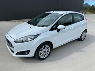 2014 Ford Fiesta WZ MY15 Trend PwrShift White 6 Speed Sports Automatic Dual Clutch Hatchback.