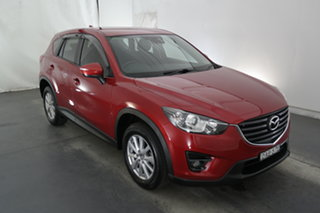 2015 Mazda CX-5 KE1032 Maxx SKYACTIV-Drive AWD Sport Soul Red 6 Speed Sports Automatic Wagon.