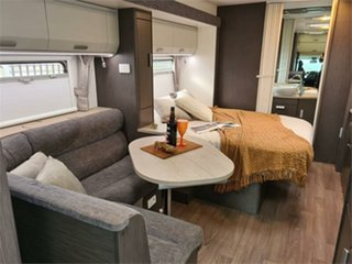2018 Fiat Jayco Conquest White Motor Home