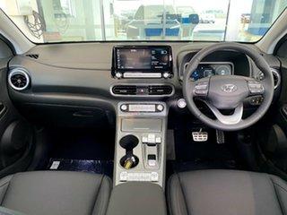 2021 Hyundai Kona Os.v4 MY21 electric Highlander Dive in Jeju 1 Speed Reduction Gear Wagon