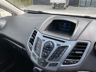 2014 Ford Fiesta WZ MY15 Trend PwrShift White 6 Speed Sports Automatic Dual Clutch Hatchback