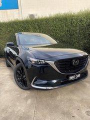 2021 Mazda CX-9 TC GT SP SKYACTIV-Drive i-ACTIV AWD Jet Black 6 Speed Sports Automatic Wagon.