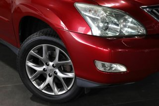 2008 Lexus RX GSU35R MY07 RX350 SE Red 5 Speed Sports Automatic Wagon.