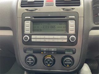 2008 Volkswagen Golf V Pacific Silver Sports Automatic Hatchback