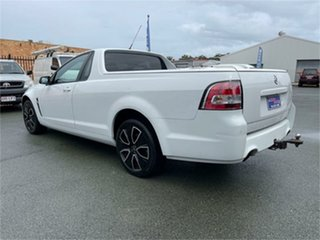 2013 Holden Ute VF White 6 Speed Automatic Utility