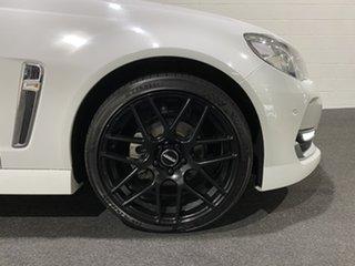 2015 Holden Commodore VF II MY16 SV6 Heron White 6 Speed Sports Automatic Sedan