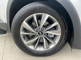 2020 Hyundai Santa Fe TM.2 MY20 Active X Typhoon Silver 8 Speed Sports Automatic Wagon.
