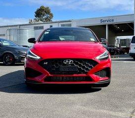 2021 Hyundai i30 Pde.v4 MY22 N D-CT Premium Jhr 8 Speed Sports Automatic Dual Clutch Hatchback.