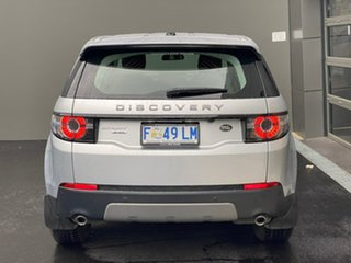 2016 Land Rover Discovery Sport L550 16.5MY SE Silver 9 Speed Sports Automatic Wagon