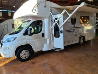 2018 Fiat Jayco Conquest White Motor Home.