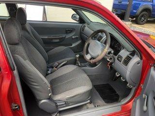 2001 Hyundai Accent LC GL Bronze 5 Speed Manual Hatchback.