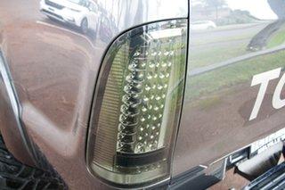 2013 Toyota Hilux KUN26R MY12 SR5 Double Cab Grey 4 Speed Automatic Utility