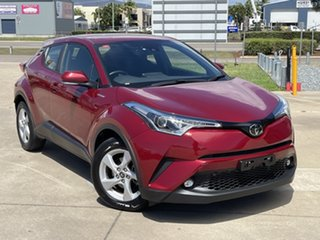 2019 Toyota C-HR NGX10R S-CVT 2WD Maroon/050919 7 Speed Constant Variable Wagon.