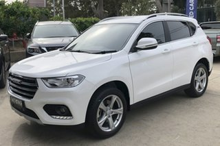 2021 Haval H2 MY20 Premium 2WD White 6 Speed Automatic Wagon.
