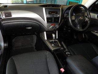 2010 Subaru Forester MY10 X SKI-FX Silver 4 Speed Auto Elec Sportshift Wagon.