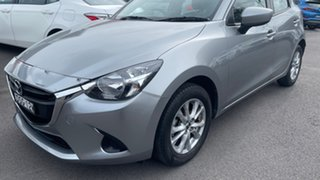 2015 Mazda 2 DJ2HAA Maxx SKYACTIV-Drive Platinum G 6 Speed Sports Automatic Hatchback.