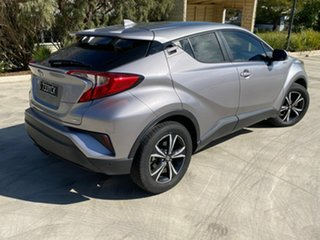 2018 Toyota C-HR NGX50R Update (AWD) Silver Continuous Variable Wagon.