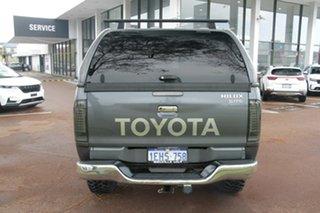 2013 Toyota Hilux KUN26R MY12 SR5 Double Cab Grey 4 Speed Automatic Utility.