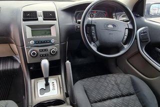 2007 Ford Falcon BF Mk II RTV Ute Super Cab White 4 Speed Sports Automatic Utility
