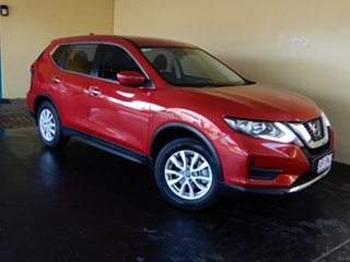2019 Nissan X-Trail T32 Series 2 ST (2WD) Red Continuous Variable Wagon.