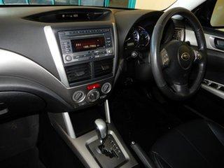 2010 Subaru Forester MY10 X SKI-FX Silver 4 Speed Auto Elec Sportshift Wagon