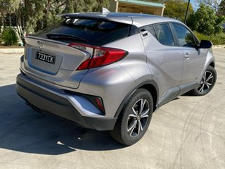 2018 Toyota C-HR NGX50R Update (AWD) Silver Continuous Variable Wagon