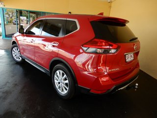2019 Nissan X-Trail T32 Series 2 ST (2WD) Red Continuous Variable Wagon