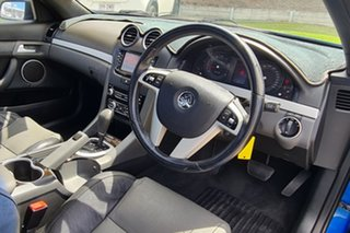 2011 Holden Ute VE II SV6 Blue 6 Speed Automatic Utility